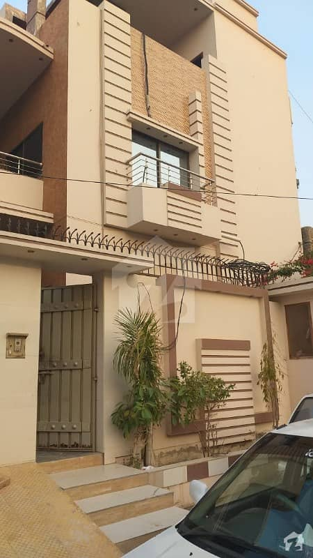 Brand New Double Storey House Is Available For Sale In Al Karim Housing Scheme