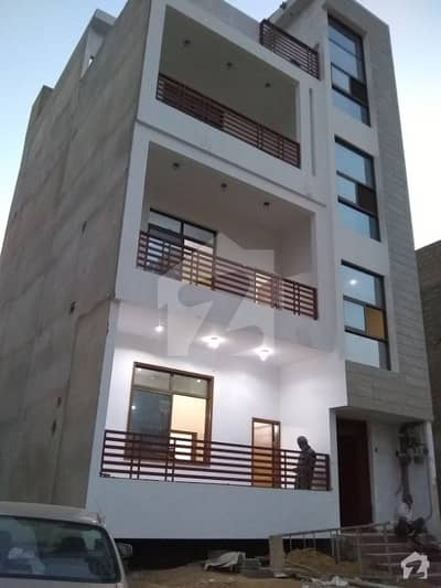 Luxury Apartments available for sale in MADRAS society scheme 33 near Karachi University and highway