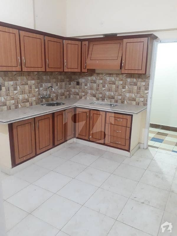 Nazimabad No4 1 Bedroom DrwaingRoom And Lounge Gallery Brand New Zero Metor Luxury Flat For Rent