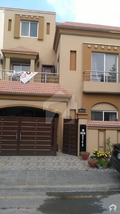 5 Marla double story luxury standard House for sale