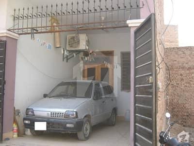 03 Marla 03 Bed House For Sale Near Rajwana Park Ameerabad