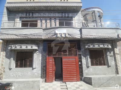 Corner House Is Available For Sale In Kiran Block On Millat Road