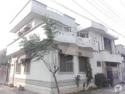 5 Marla Corner House Available For Sale