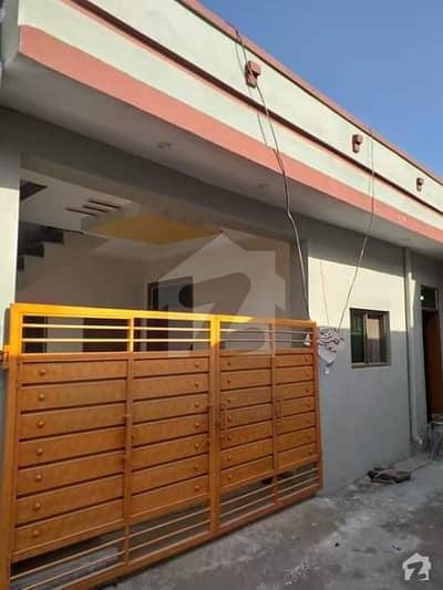 3 Marla Brand New House Available For Sale In Adiala Road