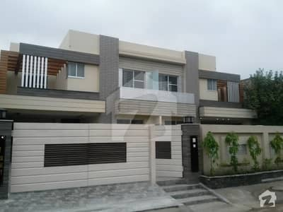 Revenue Society Near UMT 17 Marla Brand New Luxury Bungalow For Sale