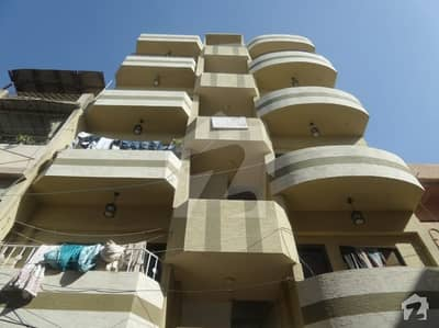Brand new flat for sale in mehmoodabad no 3