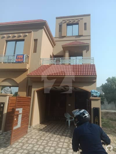 Solid Built 5 Marla House For Sale In Bahria Town
