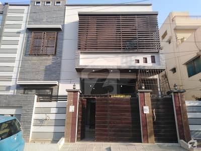 215 Square yard Ground Floor Portion Is Available For Sale