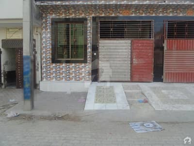 Double Storey Beautiful House For Sale At Shadman Colony On Shah Din Road Okara