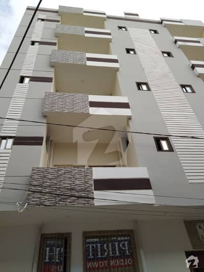 Brand New 4th  Floor Flat Is Available For Sale