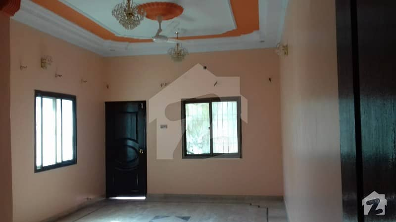 Ground Floor Portion For Sale 3 Bed D/D 300 Sq Yards P&T Society Korangi