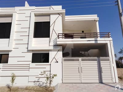 5 Marla Double Storey House For Sale - Park Facing
