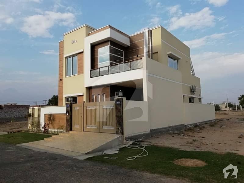 Wapda City Block A Faisalabad    House For Sale