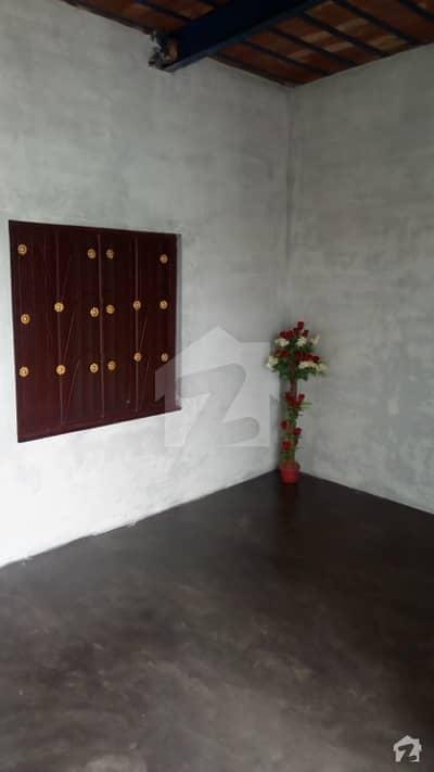 4 Marla Brand New  Single Story House For Sale Ferozpur Road Near Kahna