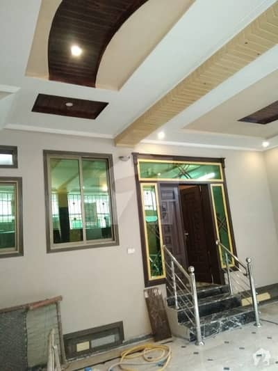in main hayatabad phase 7 sector E5 5marla Fresh South home 2 car parking home for sale