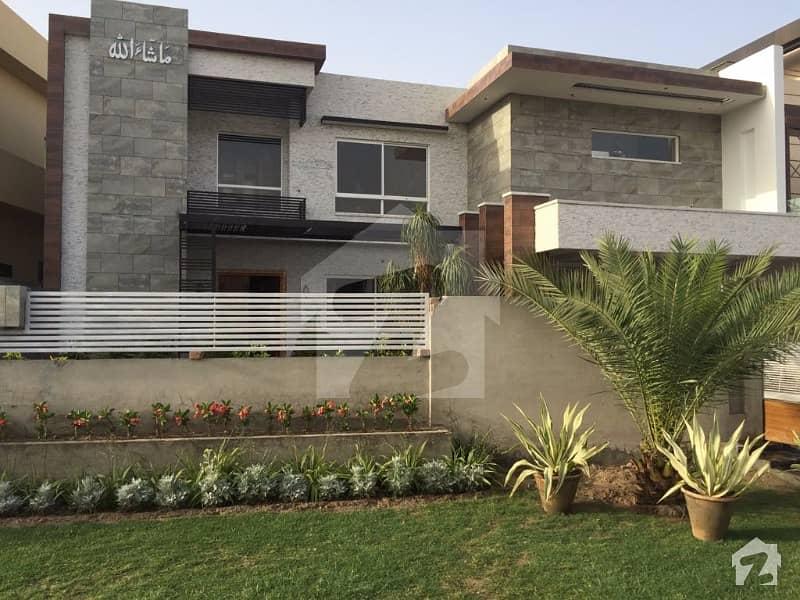 1 Kanal Spanish Villa In Wapda Town Phase 2 Multan