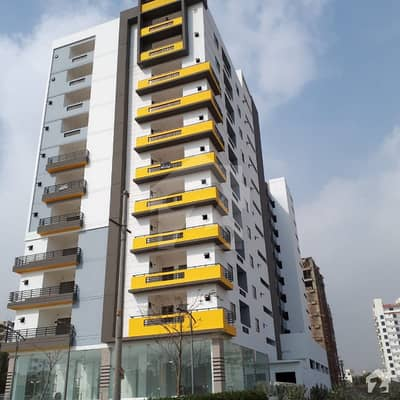 2 Bed DD Brand New Project flat Available for Sale