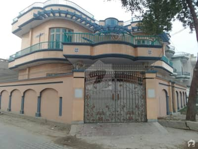 Double Storey Beautiful Corner Bungalow For Sale At Faisal Colony, Okara