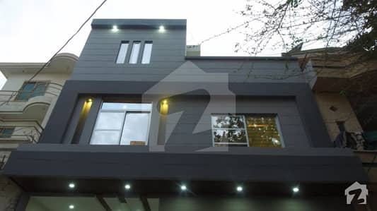 5 Marla Brand New Triple Storey House For Sale Revenue Society A Block