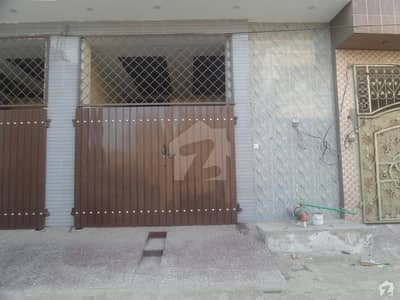 Umer Housing Satina Road  4Marla House For Sale