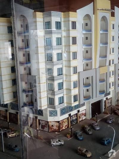 Front Side 2 Beds Apartment for Sale in Garden West Garden Karachi