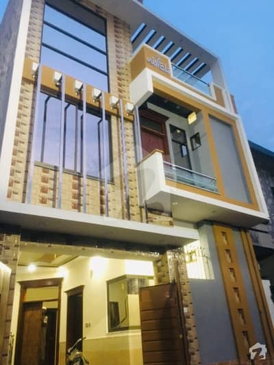 5 MARLA BRAND NEW DABAL STORY HOUSE FOR SALE