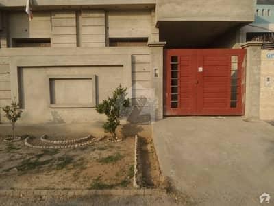 Double Storey Beautiful House For Sale At Green City, Okara