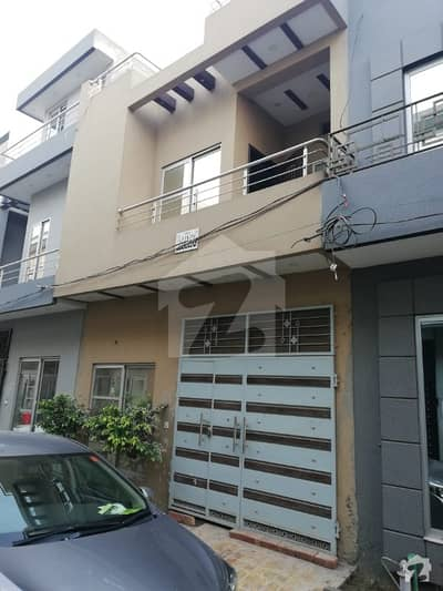 Brand New House For Sale In Shadab Colony