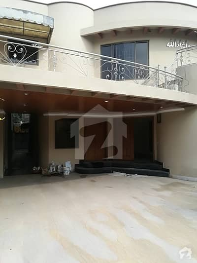 20 marla new house in A black canal view Lahore