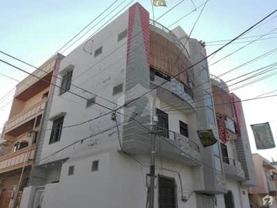 Ground Floor 2 Side Corner Portion Available For Sale In North Karachi Sec 7-D/3
