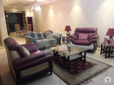 10 Marla Furnished Apartment Is Available For Rent
