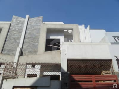 Double Storey Beautiful House For Sale In Wahab Town On Shah Din Road Okara