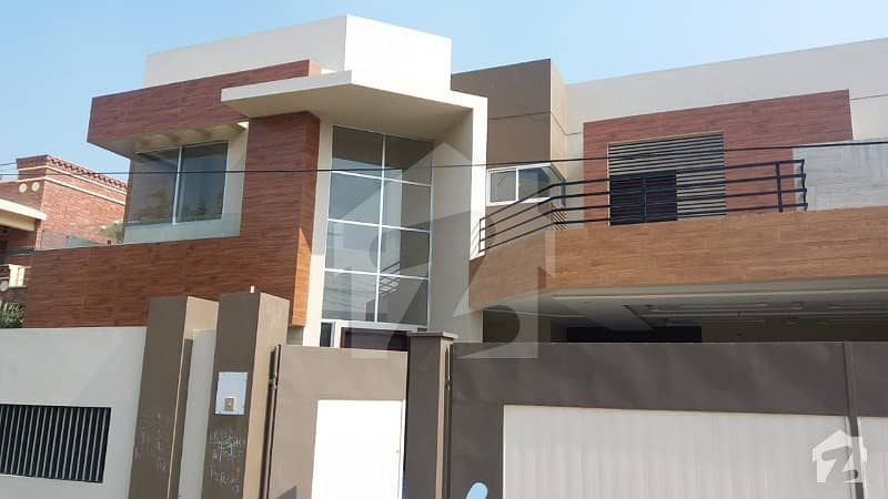Double Storey House Is Available For Sale In A Block
