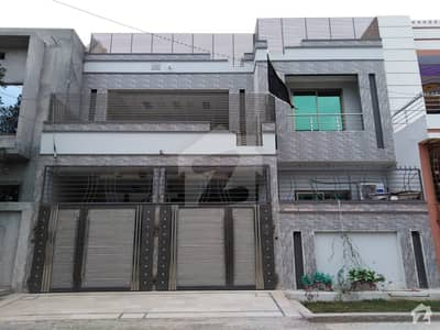 7 Marla Double Storey House For Sale At Park Facing