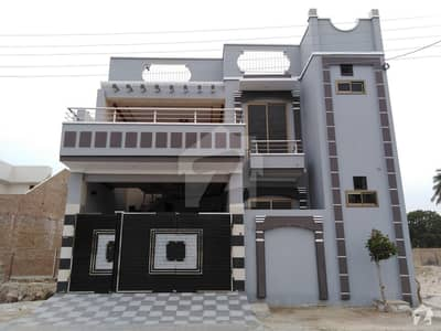 6 Marla Double Storey House For Sale. Park Facing