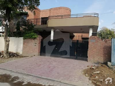 Model Town Block A 1 Kanal Hot Location Corner House With Basement For Rent