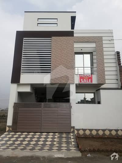 5marla Brand New House For sale