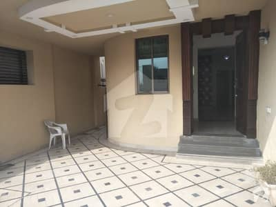 10 Marla Used Bungalow For Sale Hot Location of Eden City Near Market