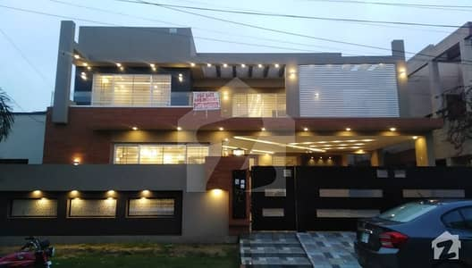 16 Marla Brand New House For Sale In Valencia Housing Society Block L Lahore