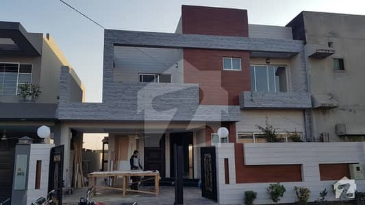 10 marla double unit  brand new house for sale in Eden City
