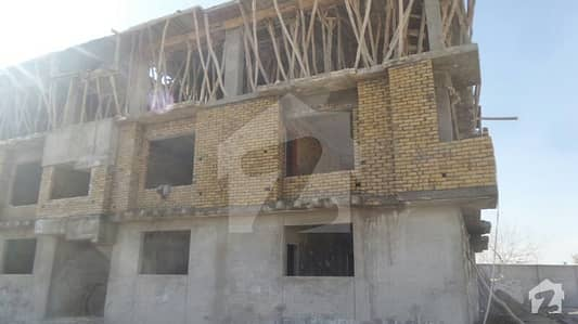 Under Construction Flat No. G4 For Sale On Samungli Road