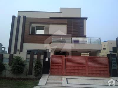 10 Marla Brand New House for Sale in paragon city Block Imperial Garden main barki road Lahore cantt