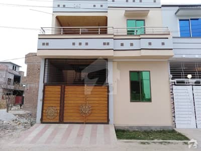 4 Marla Double Stoery House For Sale