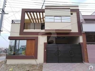 5. 5 Marla Corner Double Story House For Sale