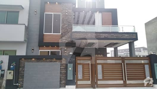 8 Marla Brand New House For Sale In DHA Rahber Phase 1 Block A