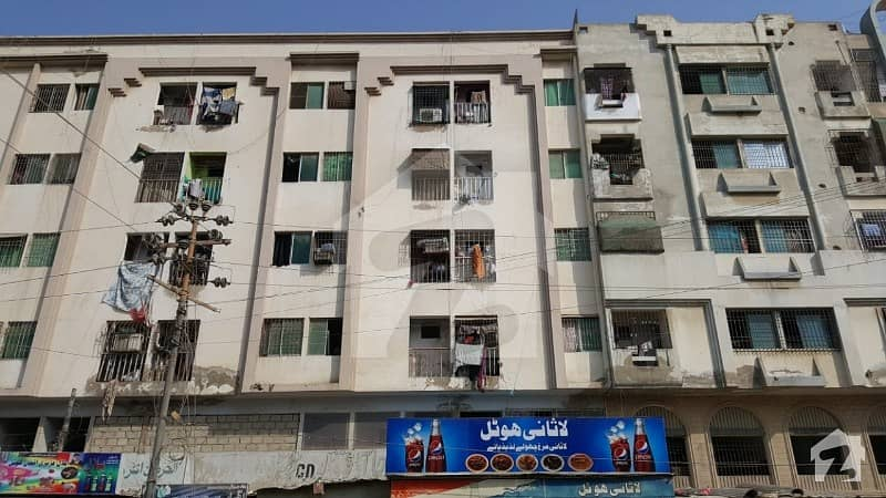 Flat For Sale At Good Location