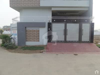 Double Storey Beautiful Corner House For Sale At Ali Orchard, Okara