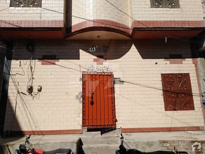 2. 5 Marla Corner House For Sale Block 9