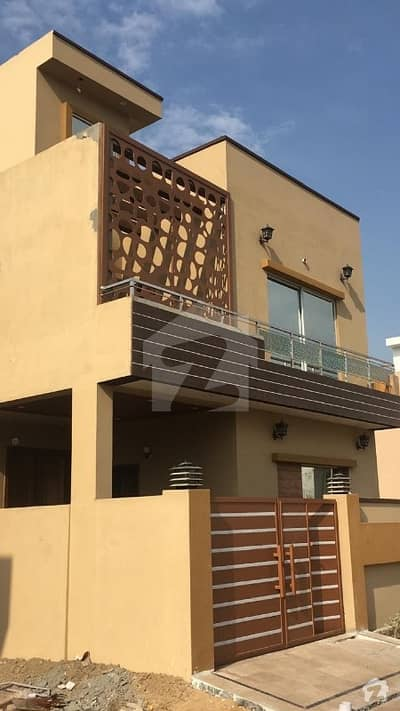 dha rahber 5 marla brand new house for sale