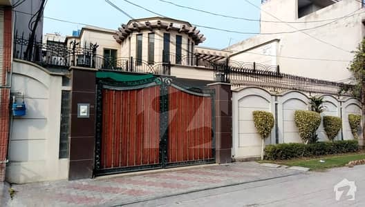 1 Kanal Beautiful House For Sale In Canal Bank Housing Scheme Lahore